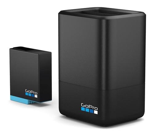 cargador dual + bateria gopro hero 8 black