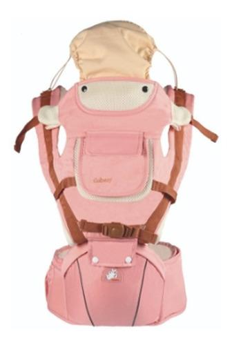 cargador ergonomico bebe canguro cargadora, mochila gorrito