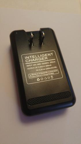 cargador externo para bateria de lg g3 bl-53yh solo cargador