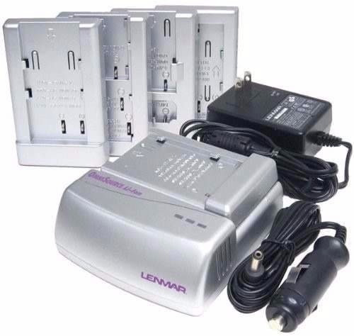cargador filmadora sony casio samsung panasonic kodak jvc