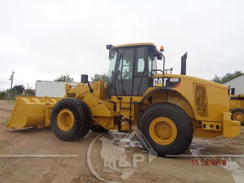 cargador frontal 950h cat 2007