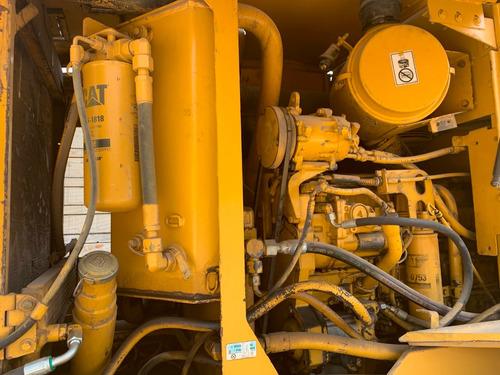 cargador frontal cat 928g año 2000 importado