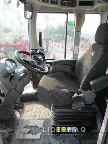cargador frontal cat 938k año 2016 eco2954