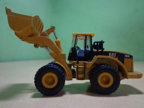 cargador frontal cat 966g serie ii