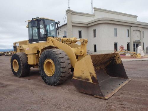 cargador frontal caterpillar 650f 1997 11989