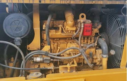 cargador frontal caterpillar 910g modelo 2007