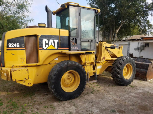 cargador frontal caterpillar 924g payloder 924g