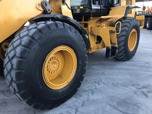 cargador frontal caterpillar 930k año 2014