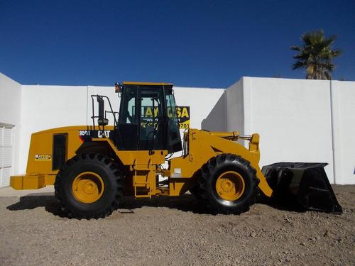 cargador frontal caterpillar 950g 2002