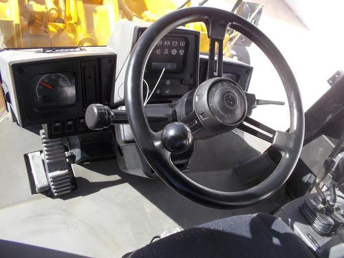 cargador frontal caterpillar 950g payloader cabina clima