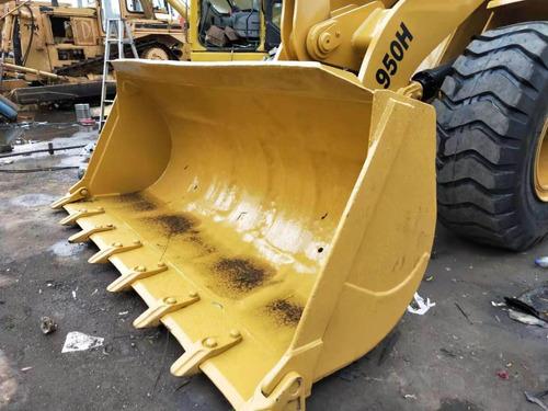 cargador frontal caterpillar 950h / año 2010 / 2300 h /