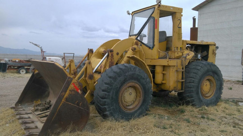 cargador frontal caterpillar 966c motor 3306