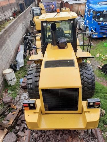 cargador frontal caterpillar 972g ii