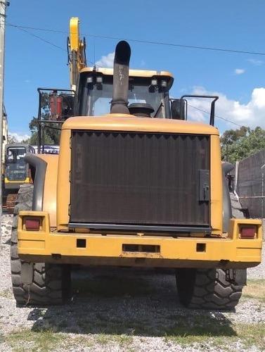 cargador frontal caterpillar 980h año: 2007