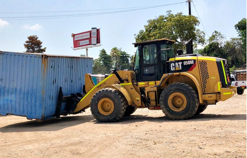cargador frontal caterpillar cat 950m 950gc 950k 950l