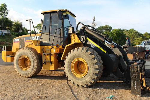 cargador frontal caterpillar cat it62g / 950g maquinaria