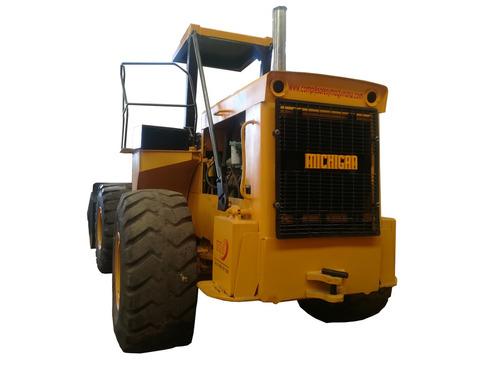 cargador frontal clark 175 b diesel 6 cilindros michigan