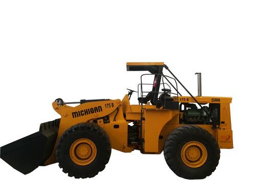 cargador frontal clark michigan modelo 175 b pala cargadora
