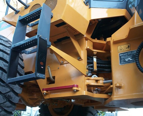 cargador frontal   iron zl50g
