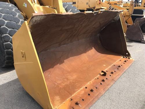 cargador frontal marca caterpillar modelo 966f