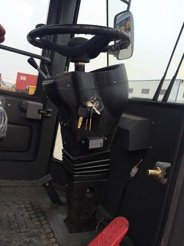 cargador frontal payloader iron zl12