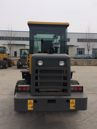 cargador frontal payloader iron zl15