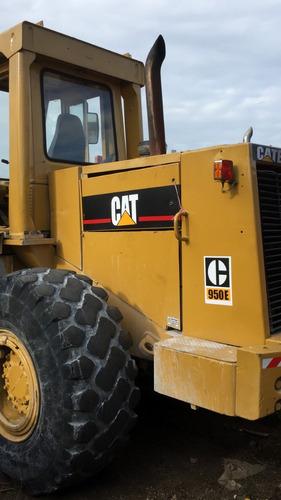 cargador frontal payloder 950e caterpillar excelente