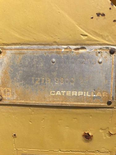 cargador frontal sobre neumaticos caterpillar 980c