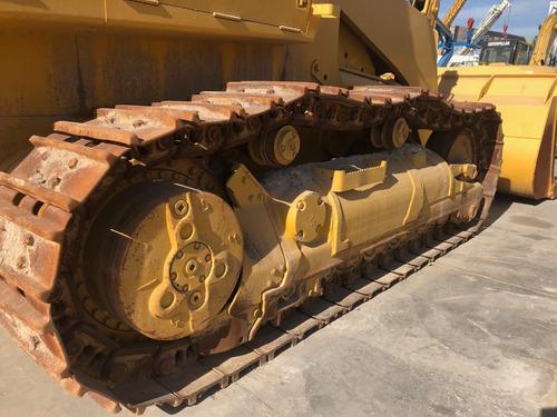 cargador frontal sobre orugas caterpillar 973c año 2005