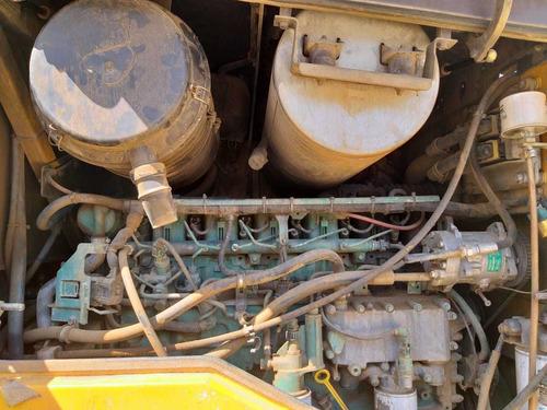 cargador frontal volvo l120f -
