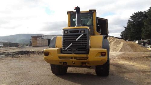 cargador frontal volvo l120f 2010
