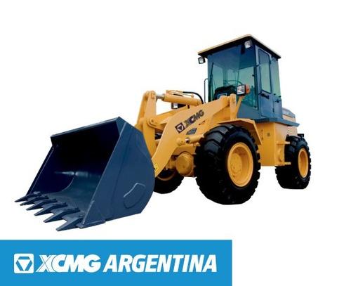 cargador frontal   xcmg zl20