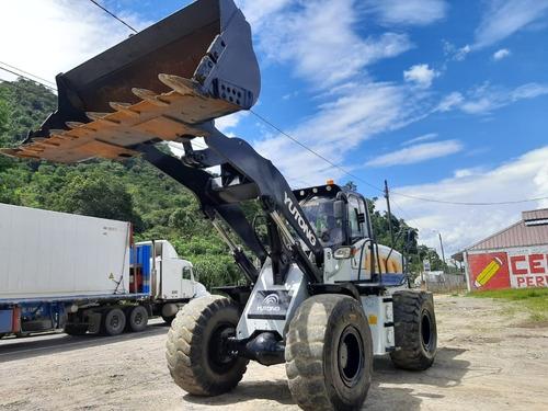 cargador frontal yutong 2013