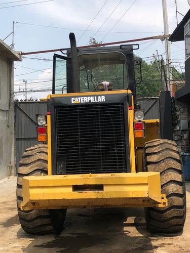 cargador frontl cat 960f año 95