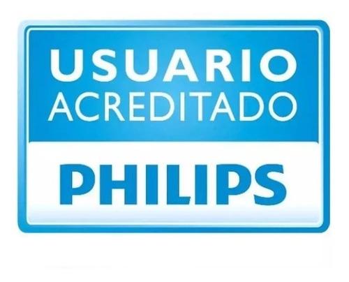 cargador fuente philips 8v hq850 afeitadora cortabarba
