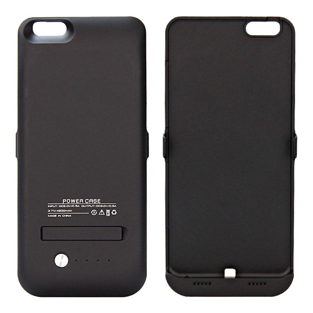 d7c83e12772 Cargador Funda Batería Externa iPhone 6 Plus 4200 Mah - $ 348.99 en ...