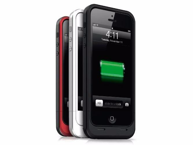 af6ae9d9875 Cargador Funda Batería Recargable iPhone 5 5s 2200mah - $ 350.00 en ...