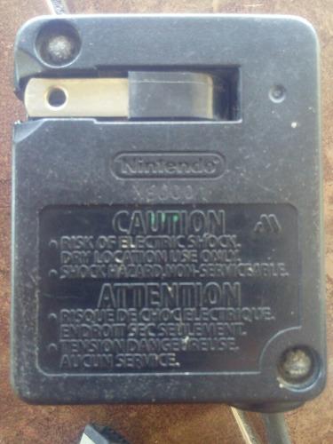 cargador gameboy advance sp original