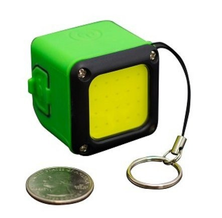 cargador geek lights kodiak kube 300 lumen cob le buho store