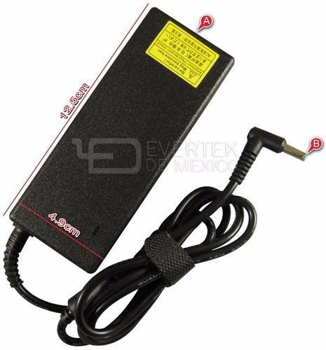cargador generico hp envy 14-k000 14-u000 14-n000 series