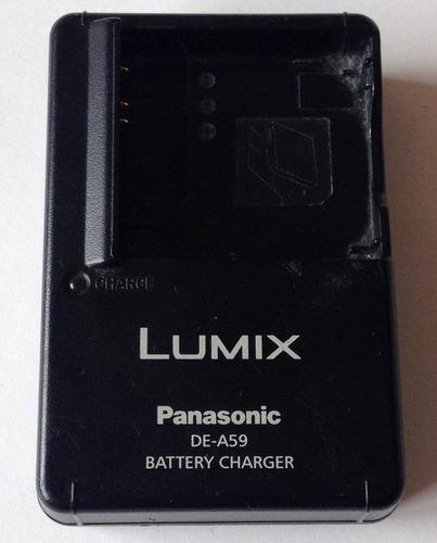 cargador genuino dea59 para pila panasonic bcf10 cgas106