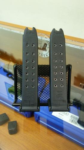 cargador glock 17 original gen3 y 4 17 x 9mm