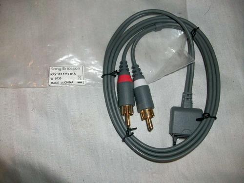 cargador hoy oferta remate cables plus sony ericsson kry 101