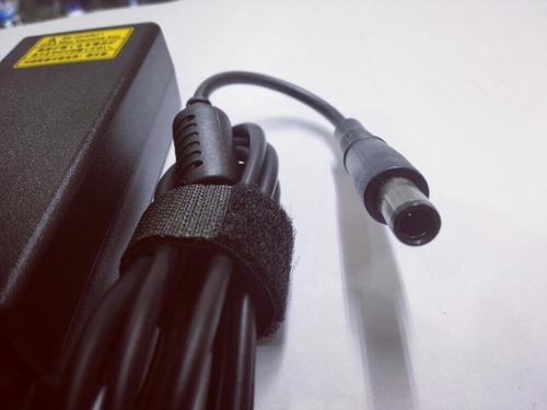cargador hp 19.5v 2.31a ( punta aguja )