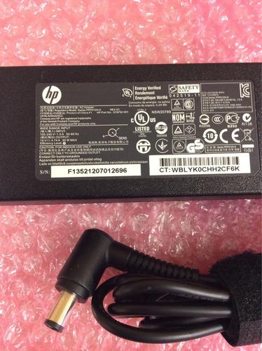 cargador hp 19v 4.74a 100% original