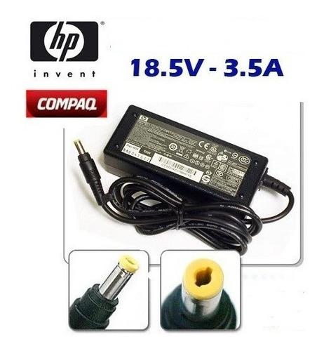 cargador hp laptop pavilion compaq dv4 dv5 dv6 cq40 cq60 hp