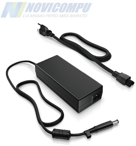 cargador hp original 90w compatible con 90% de hp