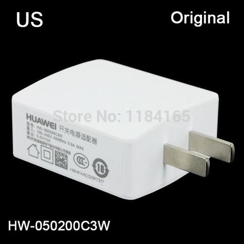 cargador huawei 2.0 a, original