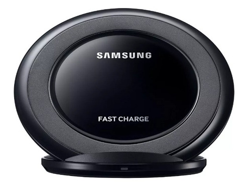 cargador inalabrico fast charger samsung s6 s7 edge s8+ s9+
