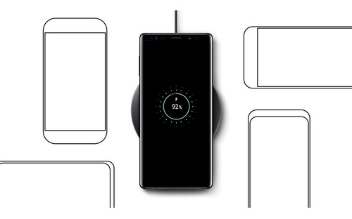 cargador inalámbrico carga rápida wireless-2018 samsung